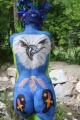 workshop bodypaint o.l.v gediplomeerd grimeuse