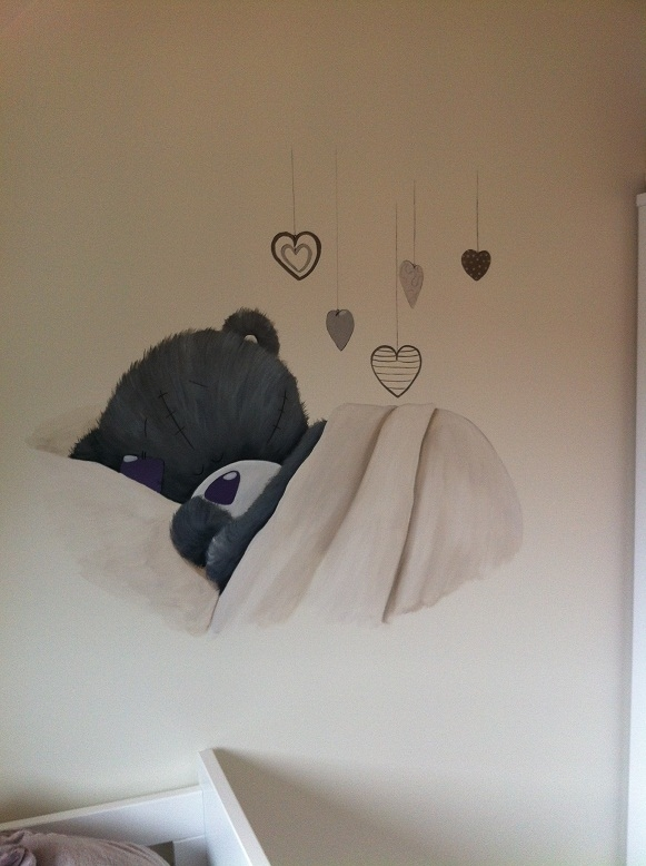 muurschildering babykamer disney ~ lactate for ., Deco ideeën