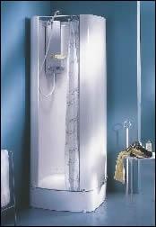 Tijdelijke mobiele nooddouche tijdens uw badkamer verbouwing verhuur klussen - Thuis container verkoop ...