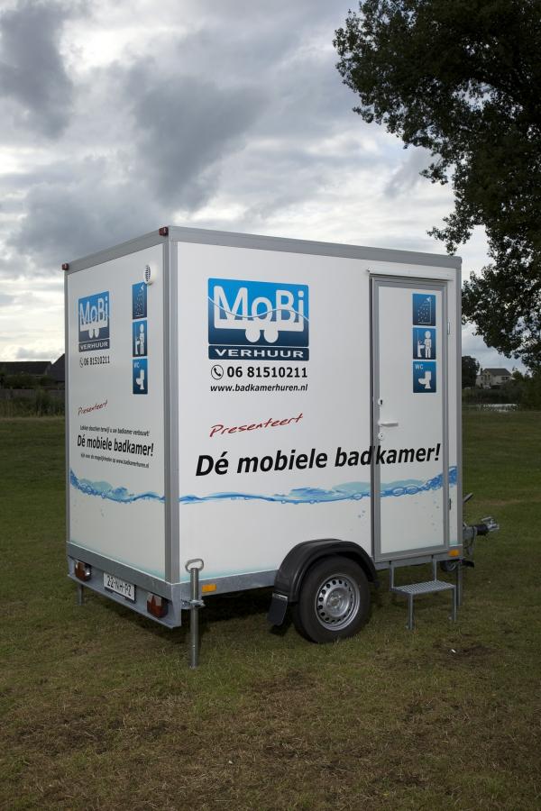 te huur mobiele badkamer (douchewagen) - Loodgieter - Klussen ...