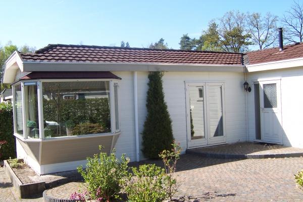 Bungalette chalet in uddel veluwe huis te koop for Chalet te koop veluwe