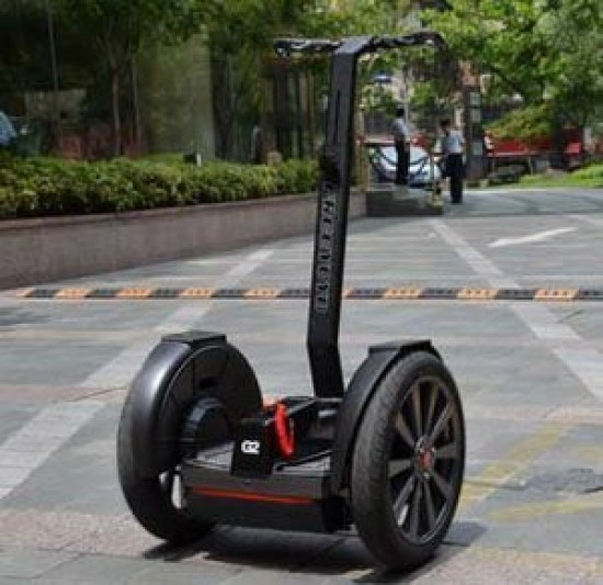 brand nieuw original segway i2 x2 with full accessories fiets transport vervoer en. Black Bedroom Furniture Sets. Home Design Ideas