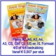 flyers, folders en posters goedkoop