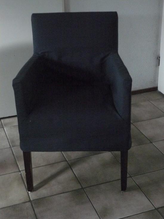 stoelhoezen op maat gemaakt voor uw eetkamerstoel - Inrichting ...
