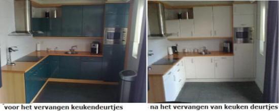 Keukenrenovatie Hout : keukenrenovatie is het alternatief voor een nieuwe keuken